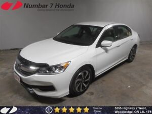 2016 Honda Accord LX| Backup Cam, Bluetooth, 6-Speed Manual!