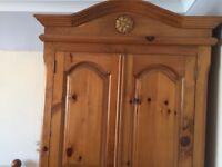 bedroom furniture antique pine