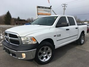2014 RAM 1500 SLT Backup Cam! Fog Lights! Crew Cab 4x4