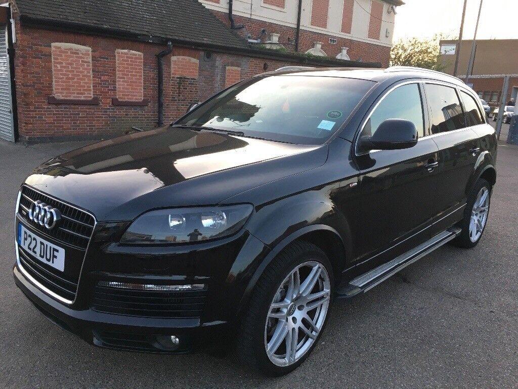 Audi q7 s line 3.0 tdi