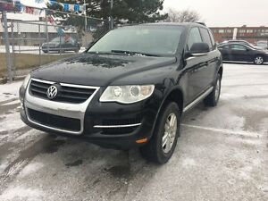 2008 Volkswagen Touareg V6,SAFETY E/T+3YEARS WARRANTY INCLUDED