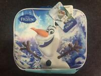 Frozen Olaf Lunch Box/Small Bag