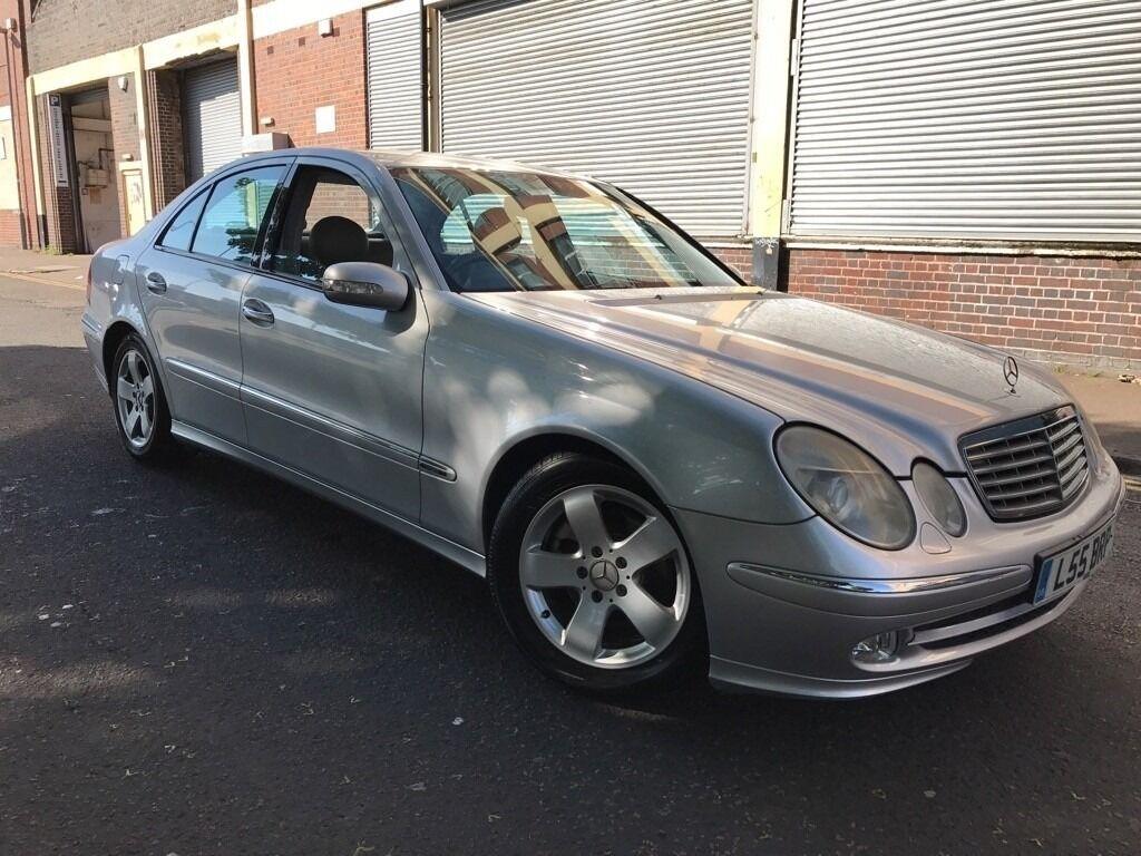 Mercedes benz e class 2004 2 7 e270 cdi avantgarde 4 door for Mercedes benz keyes
