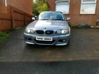 04 BMW 330CD MSPORT AUTO COUPE **BARGAIN** PX SWAP VW PASSAT 320D 330D LEXUS C220 320CD