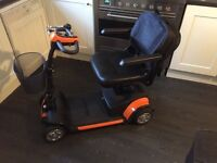 """Superb ROMA """"Vegas"""" Mobility Scooter"""