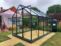 Finally, greenhouses on stock and available in as little as 8 weeks