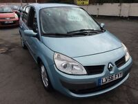 2006 56 Renault Grand Scenic 1.6 great condition 7 seater