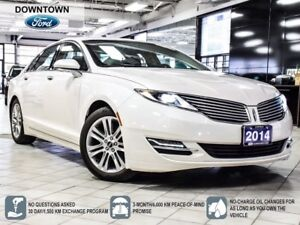 2014 Lincoln MKZ Hybrid | SELECT | NAVI | SUNROOF, BACK UP CAM
