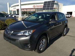 2013 Toyota RAV4 Very nicely equipped and LOW KMS!