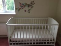 The best bargain for as new baby(0/3 years) COT