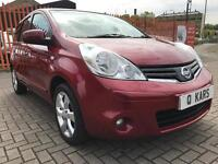 2011 (61) NISSAN NOTE TEKNA (90) 1.5 dci / 49,000 miles / FSH