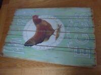 Chicken Blackboard / Signs £5 each