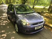 ***FORD FIESTA GHIA 2007 ONLY 55,000 MILES 12 MONTHS MOT***