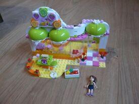 Lego Friends Heartlake juice bar 41035