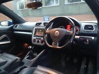 2009 (Jul 09) VOLKSWAGEN SCIROCCO 1.4 TSI - Hatchback 3 Doors - Manual - Petrol - BLUE *MOT/PX WELCO