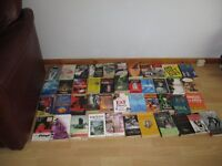 44 Various Books - £5.00 The Lot for quick sale