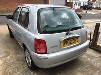 Nissan Micra 1.0 2002 // Long Mot // Low mileage // £399 ONO