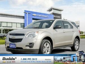 2013 Chevrolet Equinox LS SAFETY AND RECONDITIONED