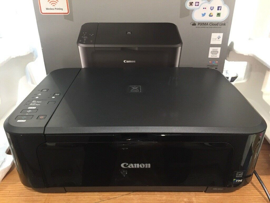 Canon Pixma MG3650 wireless printer
