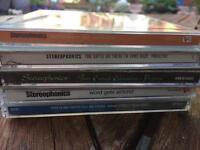 Stereophonics cds