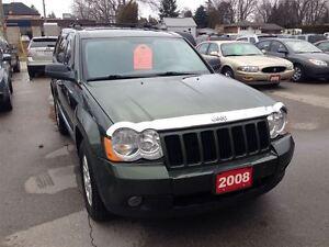 2008 Jeep Grand Cherokee Laredo London Ontario image 8