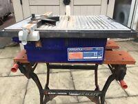 Wet tile saw - Vitrex 750 Pro 250 volt