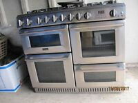 CANON DUAL FUEL COOKER GAS HOB ELECTRIC OVEN £295 OR BEST OFFER PICK UP DISS NORFOLK ONLY
