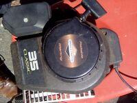 Lawnmower/petrol