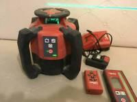 Hilti rotating laser