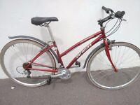 Ladies Specialized Hybrid Bike