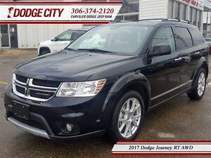 2017 Dodge Journey RT   AWD