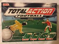 """""""Total Action Football"""" (Power Strike Edition), set up once, played for 5 mins! Age related issue!!"""