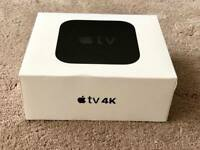 APPLE 4K TV 64gb 2 MONTHS OLD BOXED IN MINT CONDITION, 10 MONTHS WARRANTY, rrp £199