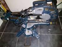 slidding miter chop saw