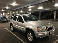 4X4 Jeep Grand Cherokee Crd Ltd Auto 2.7 Diesel Lots Of Extras