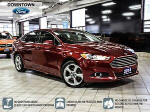 2014 Ford Fusion SE Sport, Low mileage with Car Proof Verified