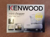 Kenwood Mini Chopper - Delia's Secret