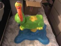Bounce frog
