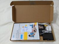 SHELL ENERGY BROADBAND ROUTER TECHNICOLOR TG588V WITH ALL CABLES AND F