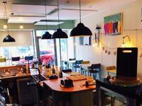 4 x Sound Absorbing Premium Acoustic Panels for Cafes, Restaurants & Bars