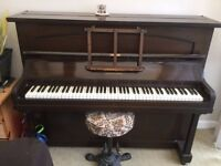 Piano to good home