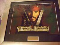 pirates of the carribean print