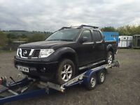 Nissan navara outlaw needs auto box