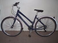 """Aluminium Ladies/Womens Giant CRS 2.5 (19"""" frame) Hybrid/Commuter/Town Bike (will deliver)"""