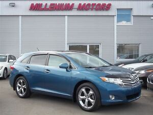 2011 Toyota Venza 3.5l V6 AWD / LEATHER / SUNROOF / BACK-UP CAM