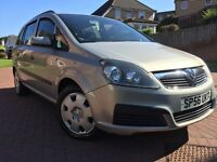 *FULLY CONVERTED FOR A DISABLED PERSON*12 MTHS WARRANTY*AUTOMATIC*2006(56)VAUXHALL ZAFIRA 1.8 LIFE*