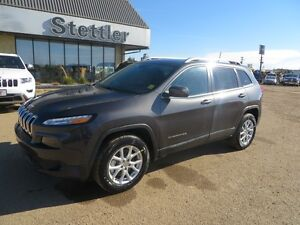 2016 Jeep Cherokee North 4x4 0% FINANCING!  COMMAND START!
