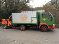 Nissan Cabstar tipper with arb. body for sale