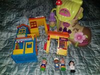 Early Learning Centre Happyland Toy Bundle
