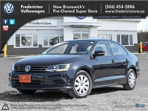 2016 Volkswagen Jetta Trendline plus 1.4T 6sp at w/Tip